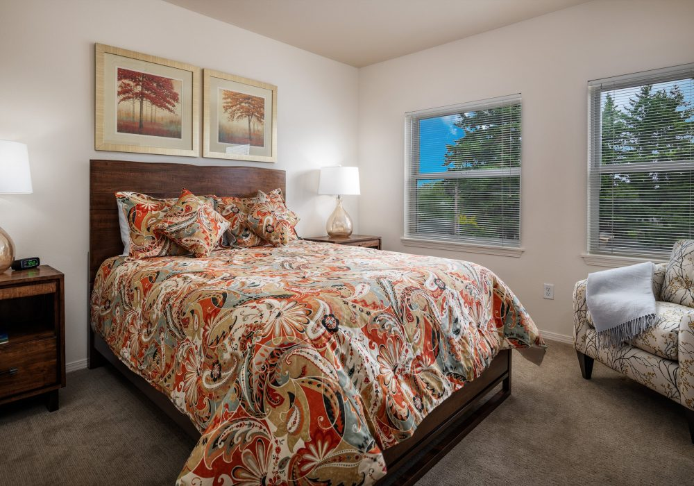 Bedroom At Russellville Park