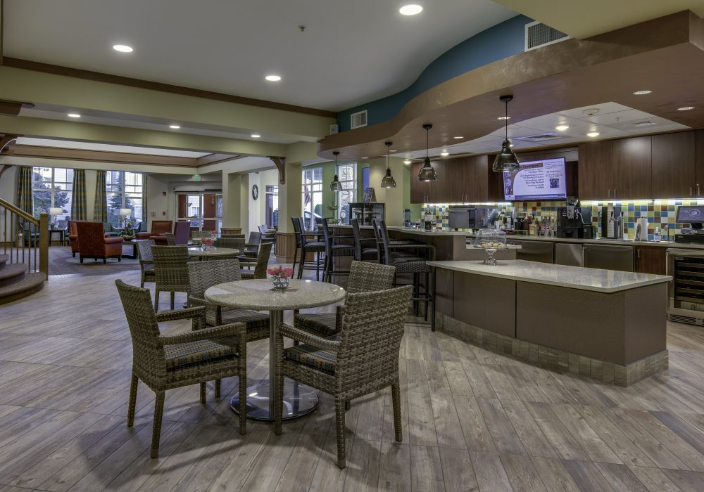 Bistro - Fairwinds Spokane Retirement Community