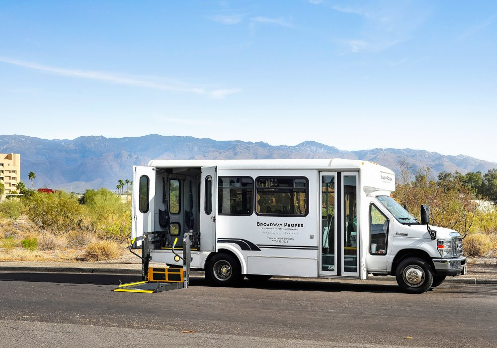 Private Transport Services - Broadway Proper Retirement Community