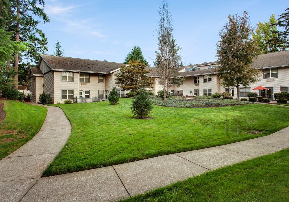 Lawn - Canfield Place Retirement Community