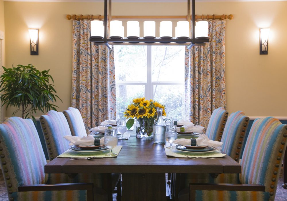 Private Dining - Canfield Place Retirement Community