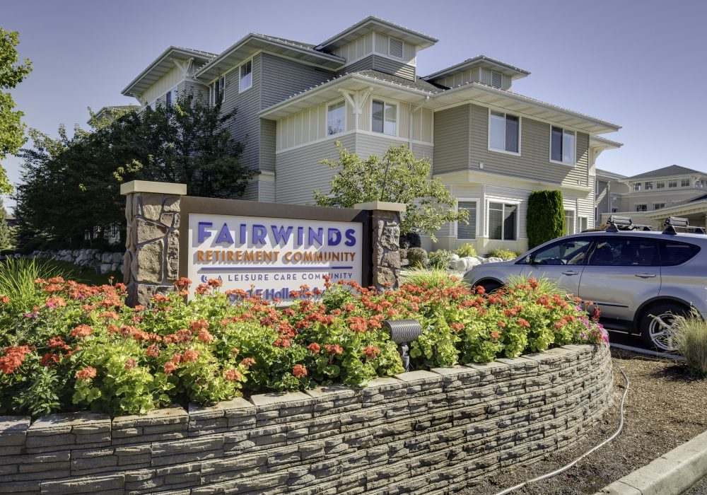Fairwinds Spokane Retirement Community