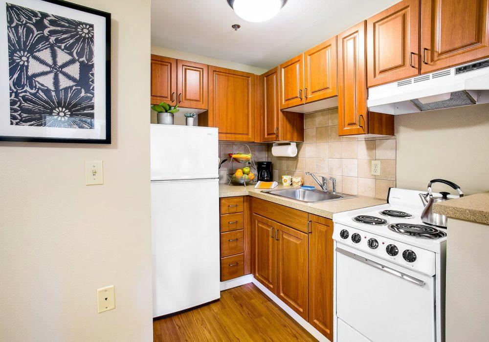 Apartment - Kitchen - Fairwinds - Brighton Court