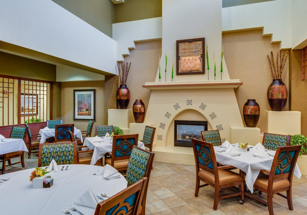 Dining Room - Fairwinds - Desert Point Retirement Community