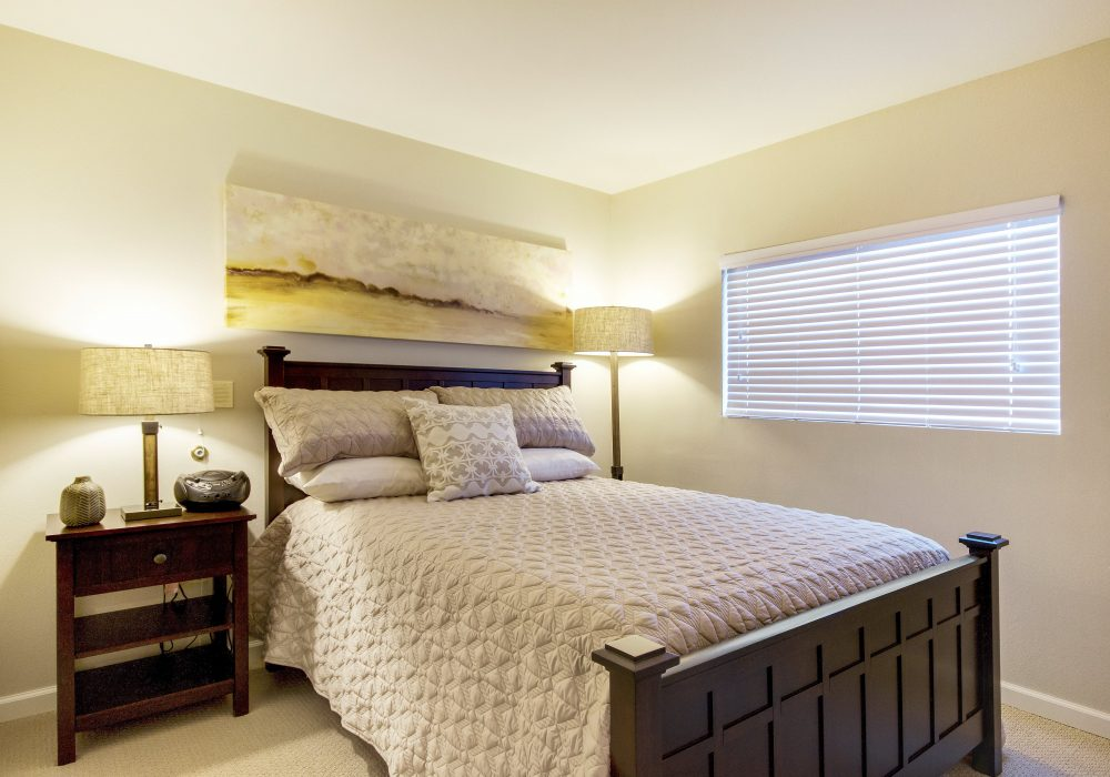 Senior Apartment Bedroom - Fairwinds - Ivey Ranch