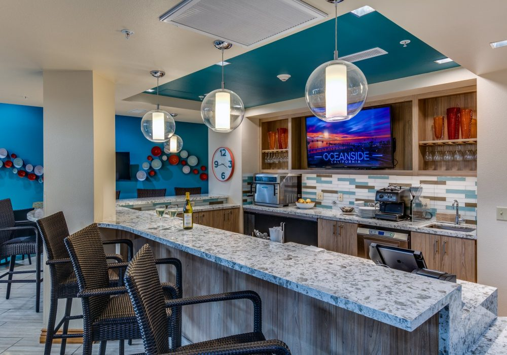 Bistro - Fairwinds - Ivey Ranch Retirement Community