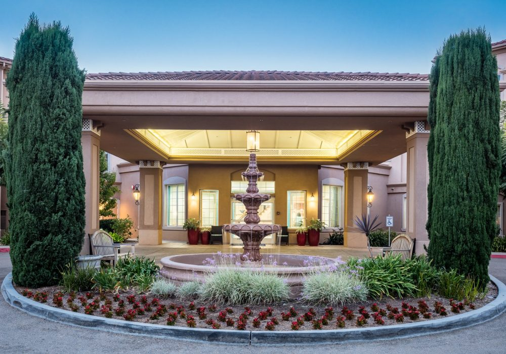 Entrance - Fairwinds - Ivey Ranch Retirement Community