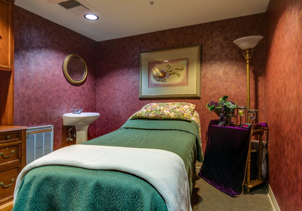 Massage Therapy - Fairwinds - Ivey Ranch Retirement Community