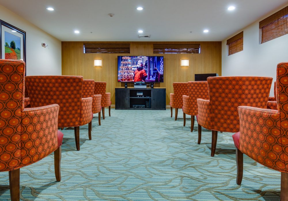 Theater - Fairwinds - Ivey Ranch Retirement Community