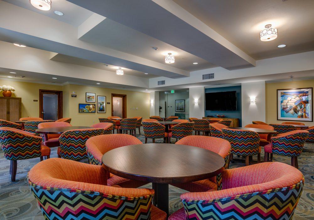 Activity Room - Fairwinds - Redmond Retirement Community