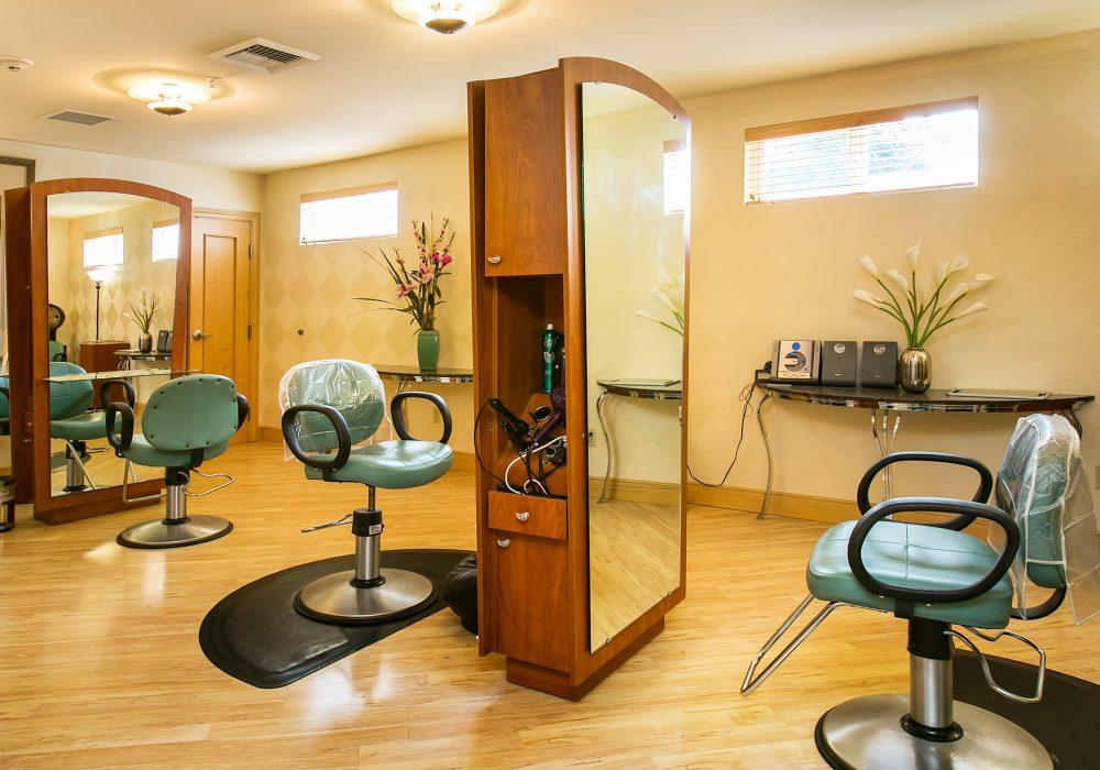 Salon - Fairwinds - Redmond Retirement Community