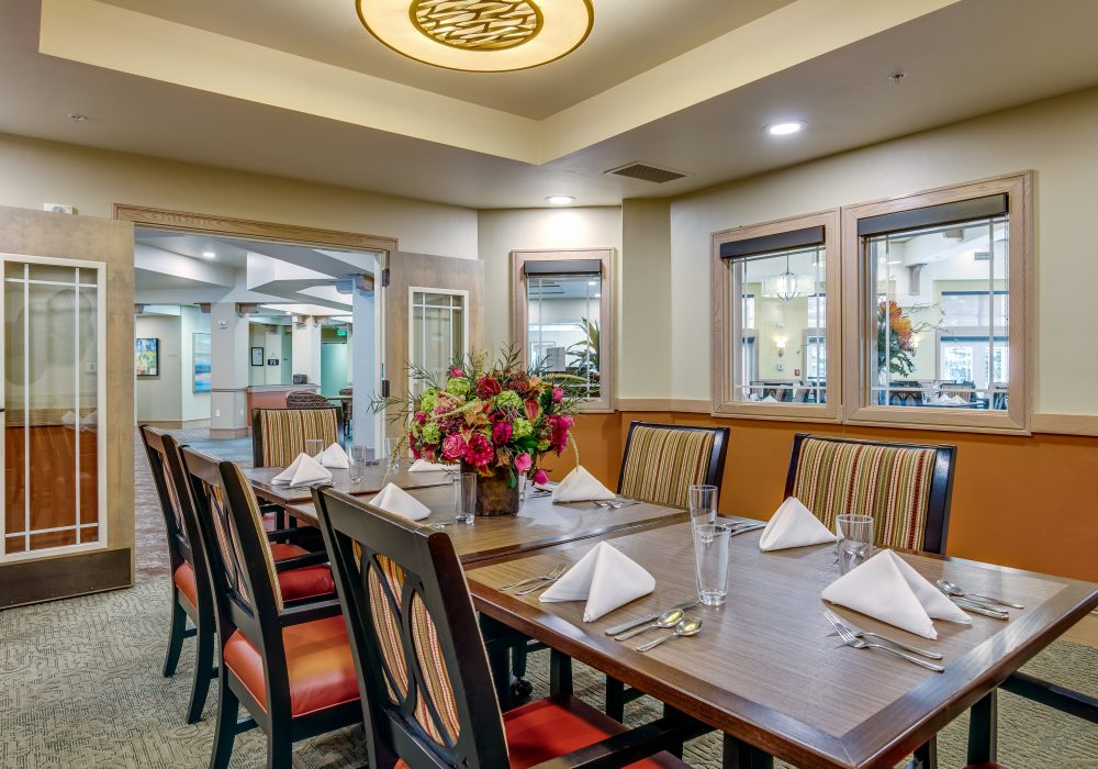 Fairwinds - Sand Creek Private Dining Room