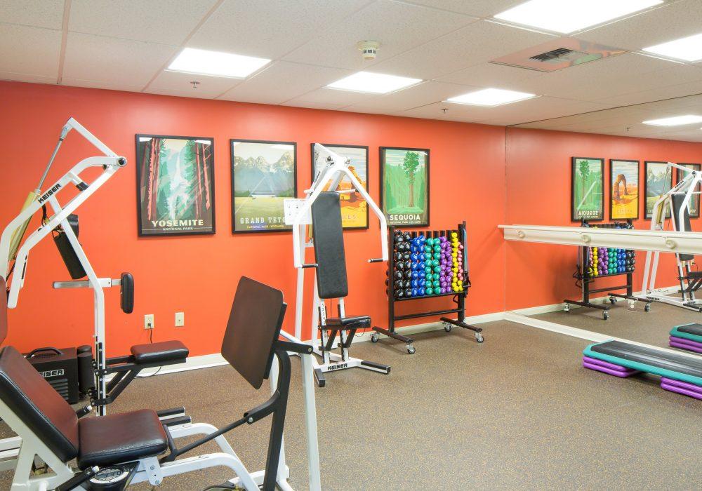 PrimeFit Gym - Fairwinds - West Hills Retirement Community