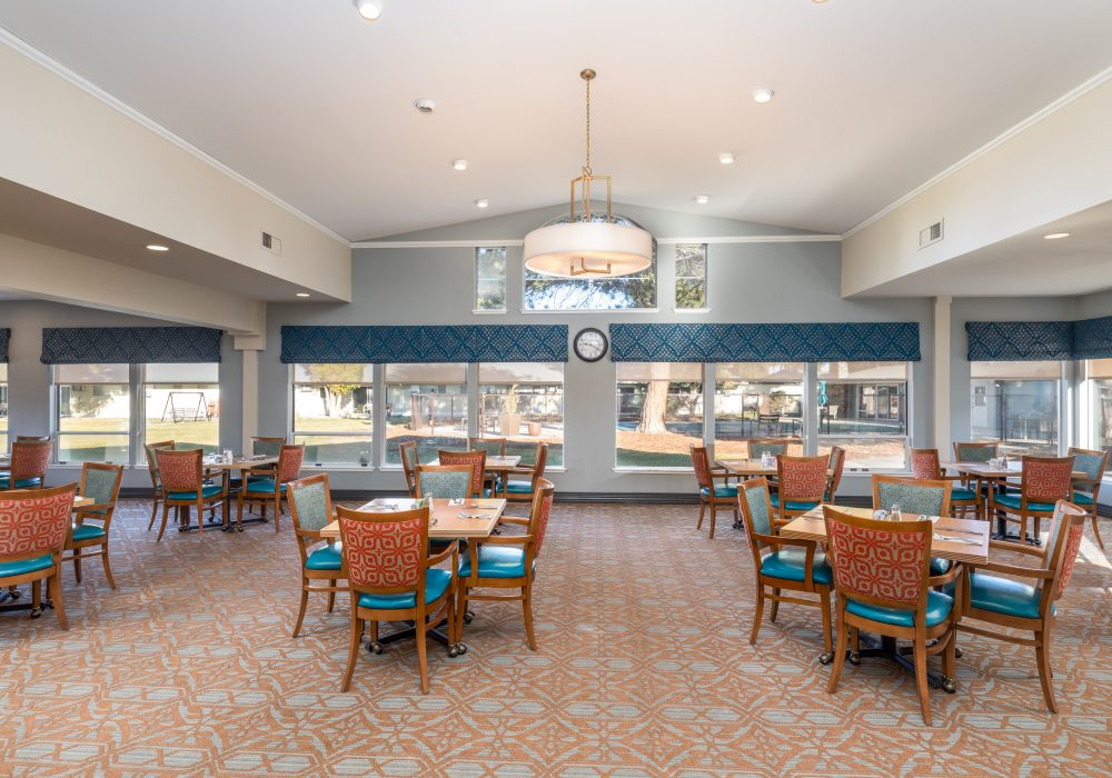 Dining Room at Hawthorne Court