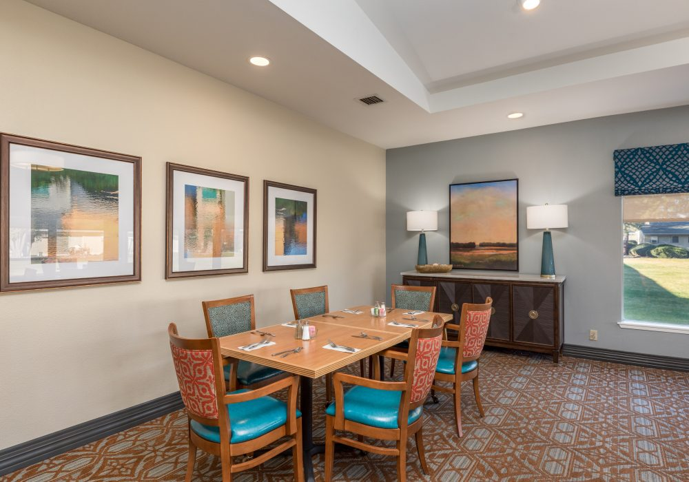 Private Dining at Hawthorne Court