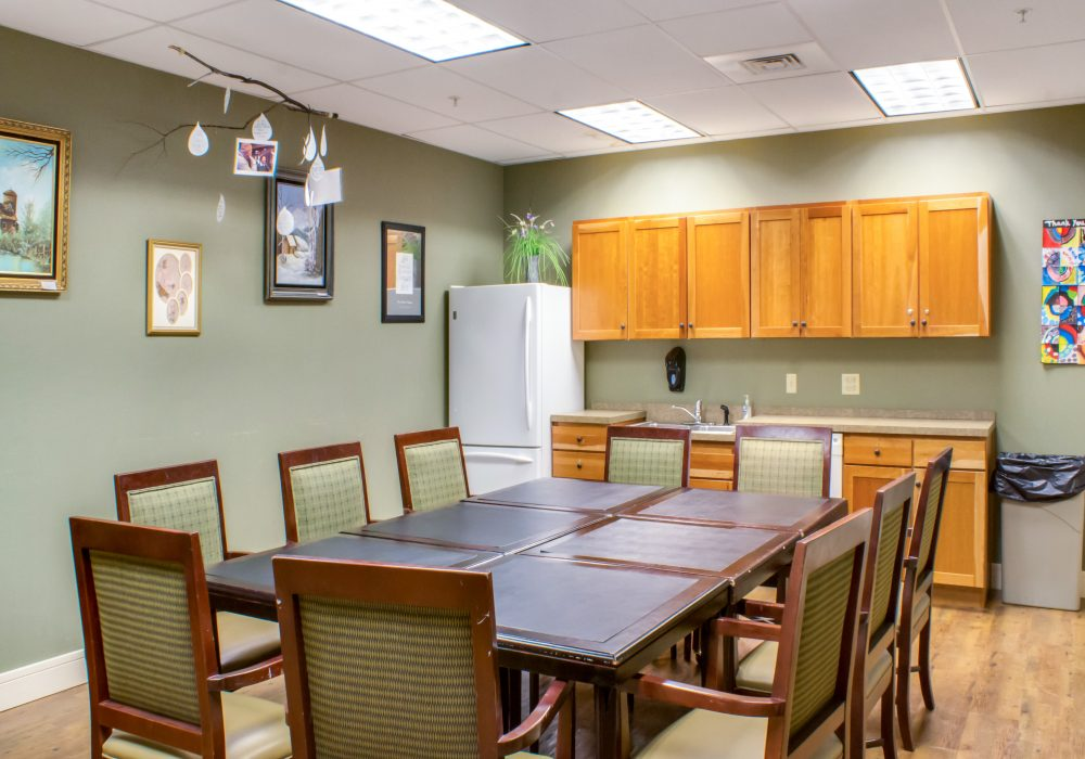 Community Kitchen - MacKenzie Place Retirement Community Colorado Springs