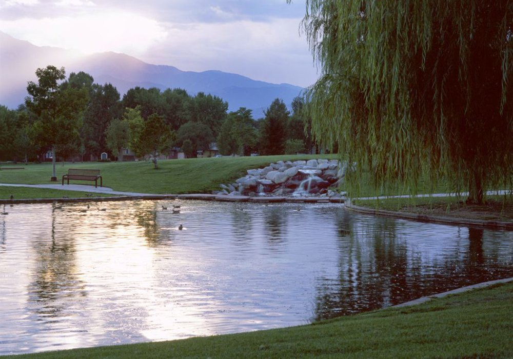 Park - MacKenzie Place Retirement Community Colorado Springs