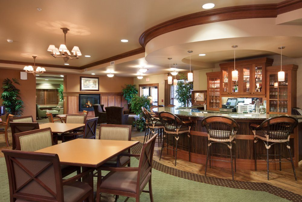 Bar - MacKenzie Place Retirement Community Colorado Springs