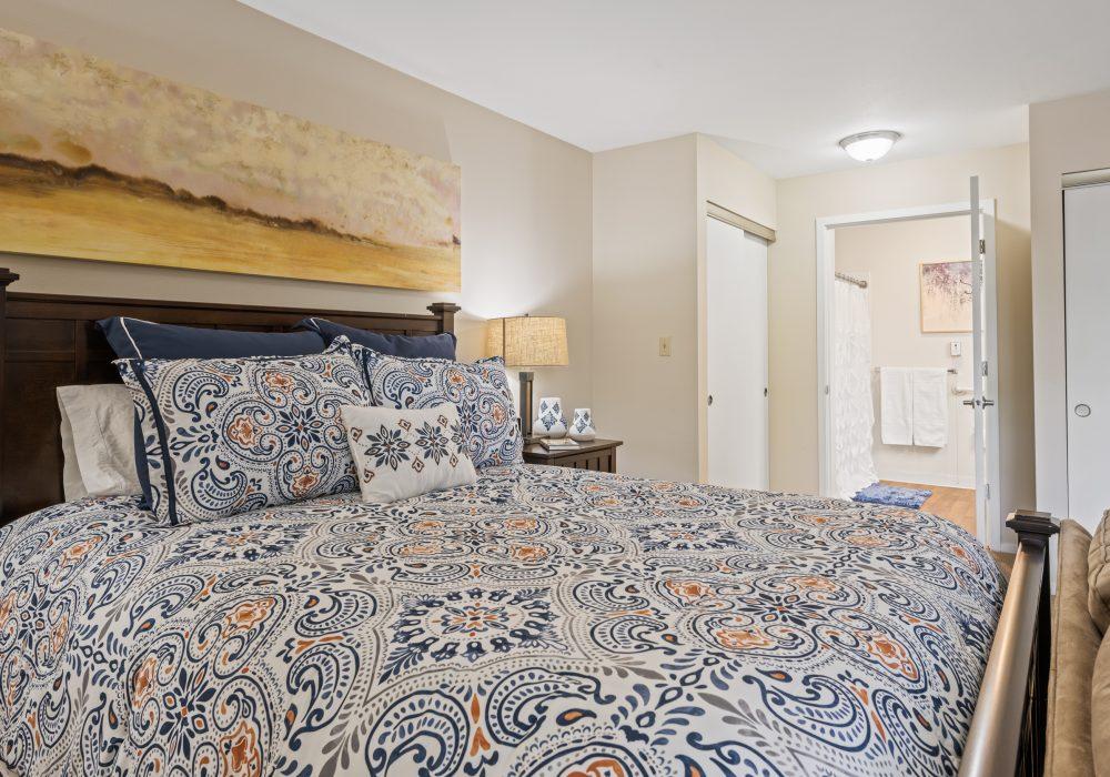 Markham House Bedroom