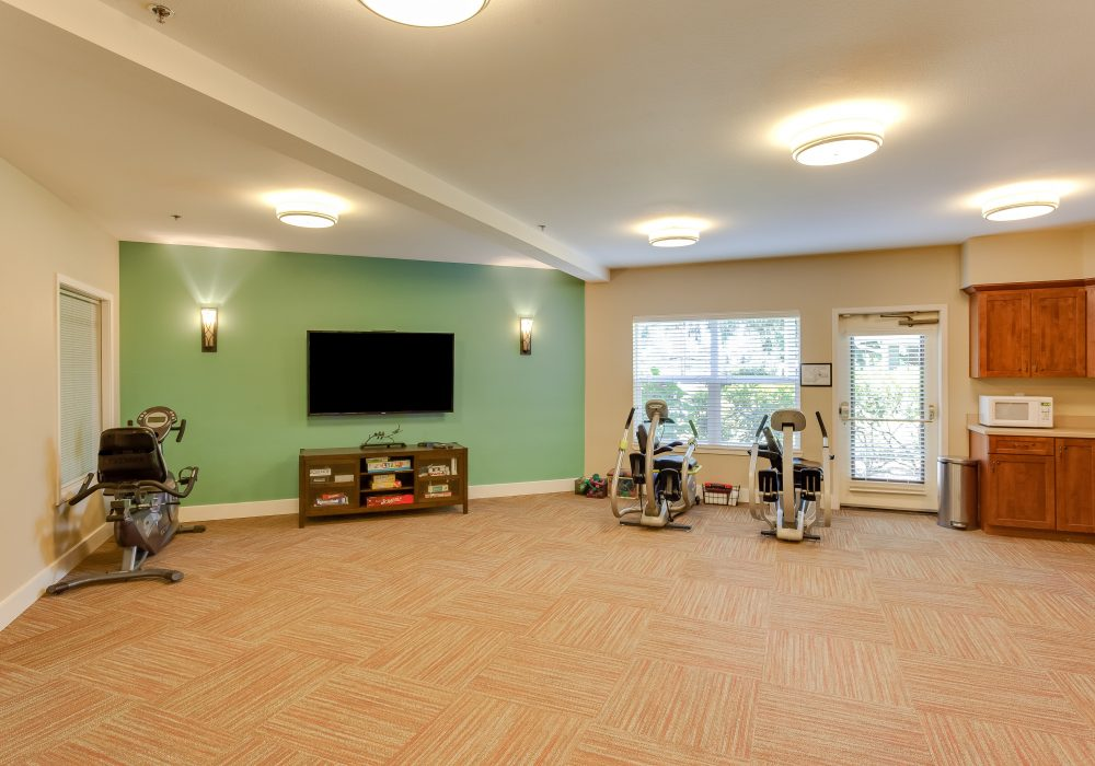 PrimeFit Gym - Markham House Senior Living