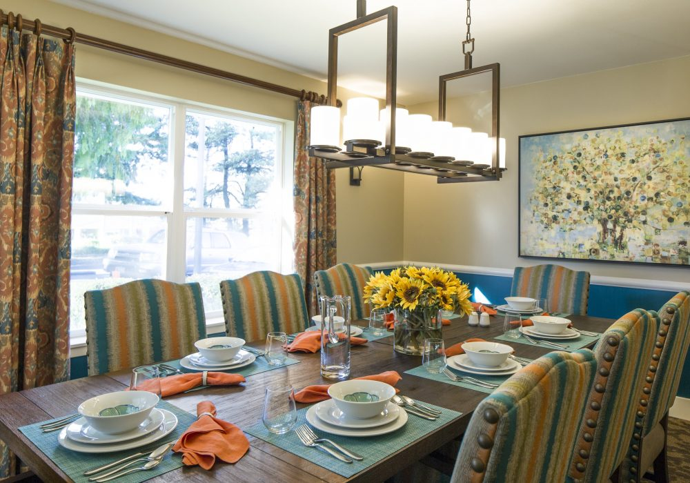 Private Dining - Markham House Senior Living