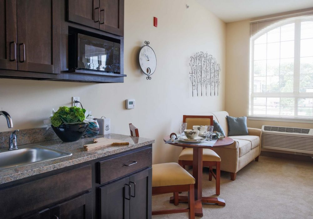 Studio Apartment at The Village at Mill Landing
