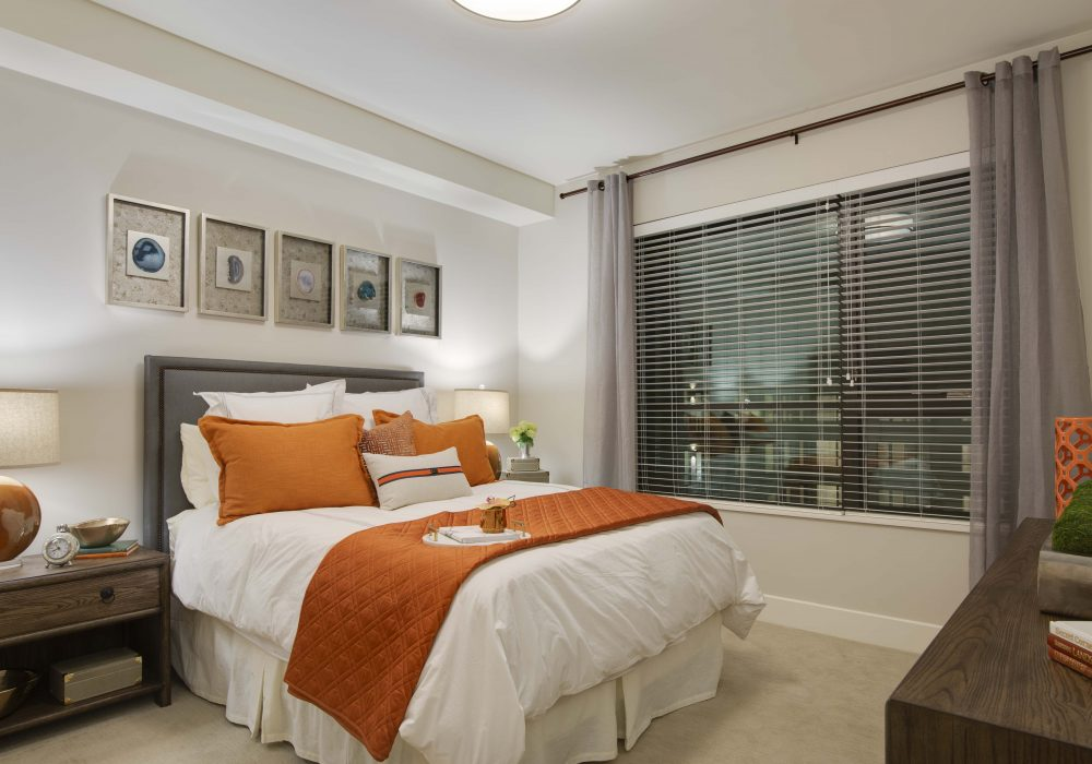 The Carillon at Belleview Station Apartment Bedroom