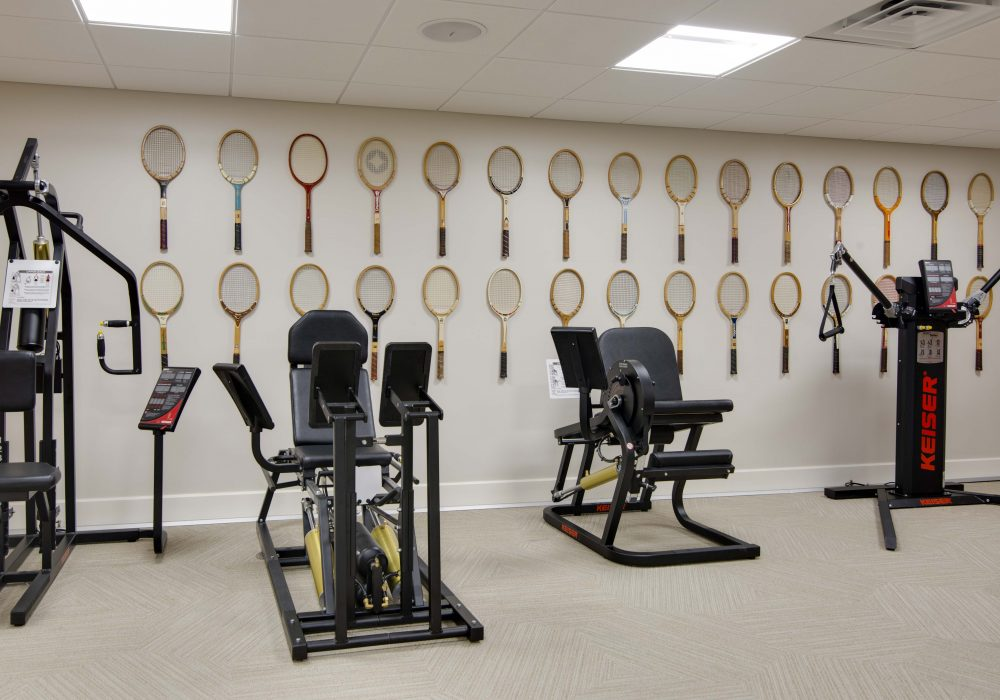 The Carillon at Belleview Station PrimeFit Gym