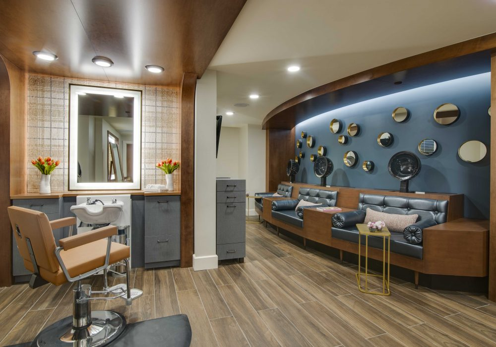 The Carillon at Belleview Station Salon