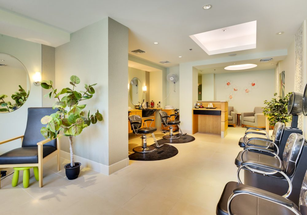 Salon - The Carillon at Boulder Creek Senior Living