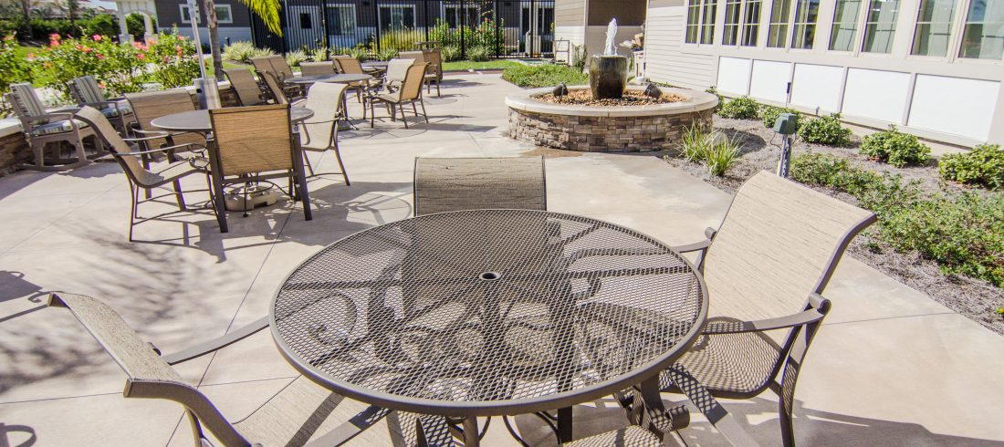 The Willows Patio