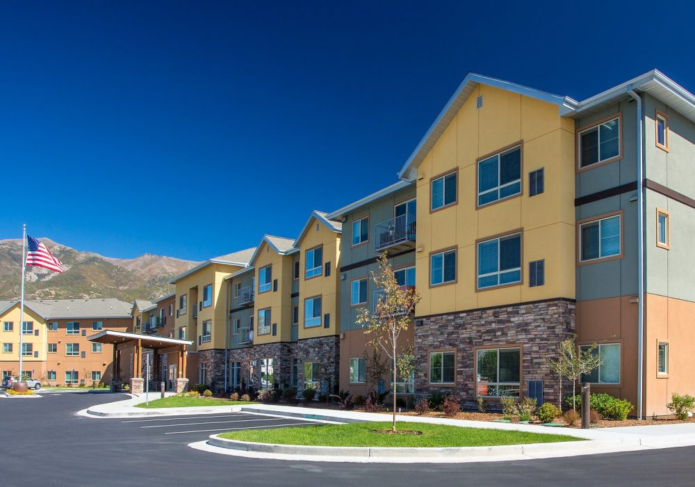 Senior Living In South Ogden Ut Treeo Retirement