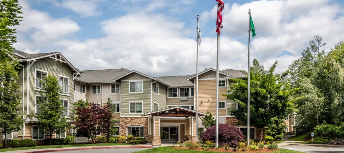 Woodland Terrace in Bothell
