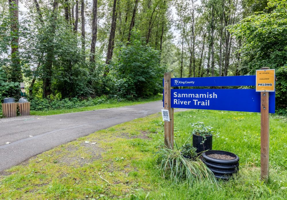 Sammamish River Trail Head - Woodland Terrace Retirement Community