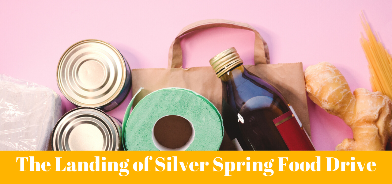 landing-of-silver-spring-food-drive