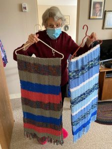 Blankets Donated for Hospice
