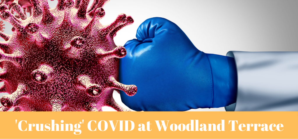 Woodland Terrace Covid Vaccine