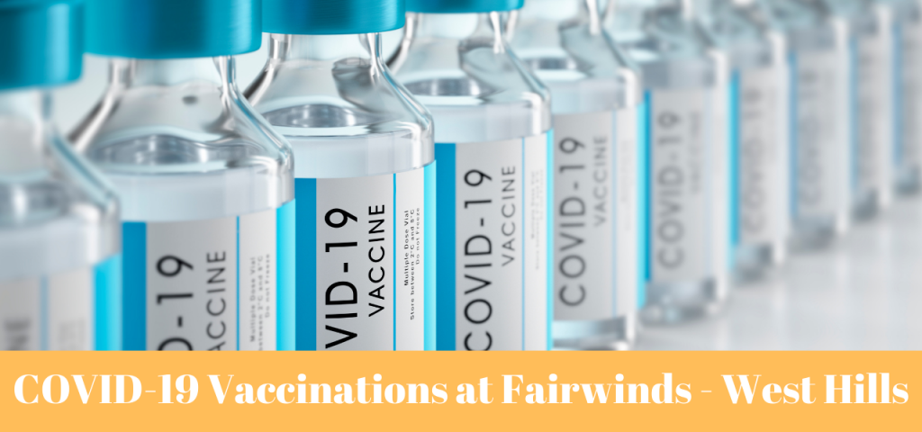Fairwinds West Hills Covid 19 Vaccine