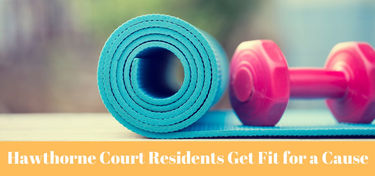 Hawthorne Court Fitness Frenzy
