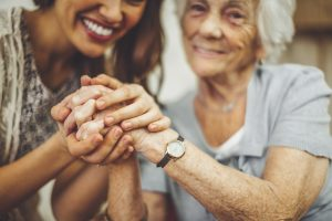 Loving someone with dementia