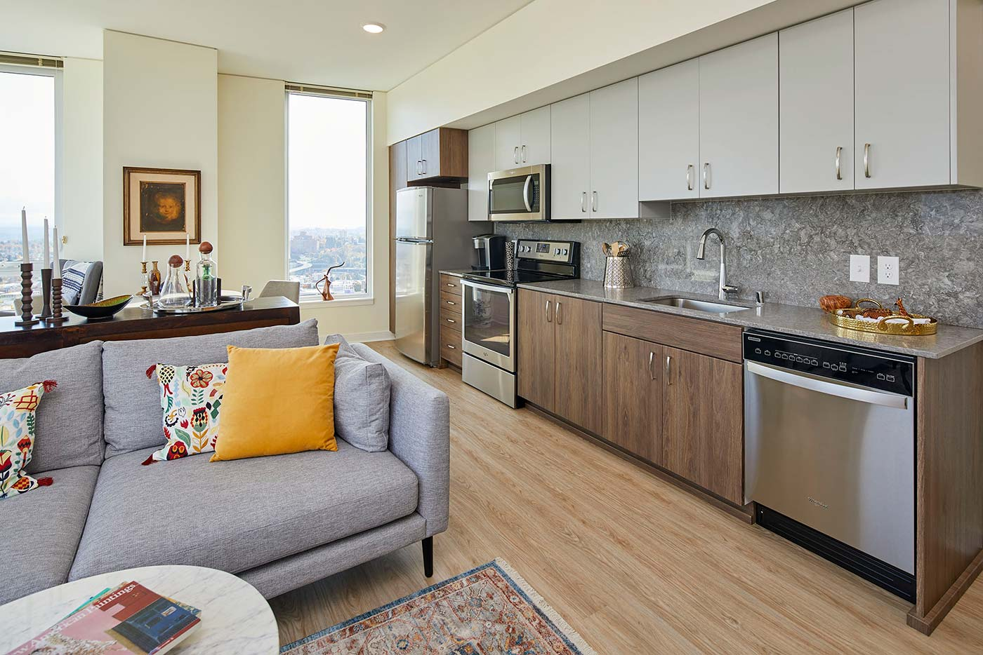 Model Apartment - Murano Senior Living