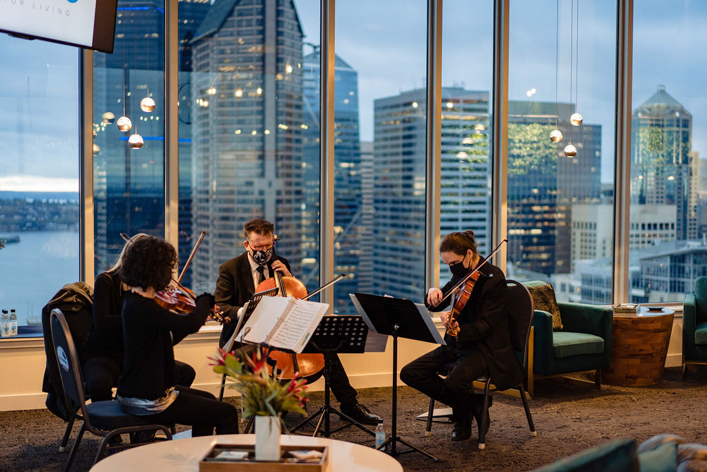 String Quartet Music at Murano